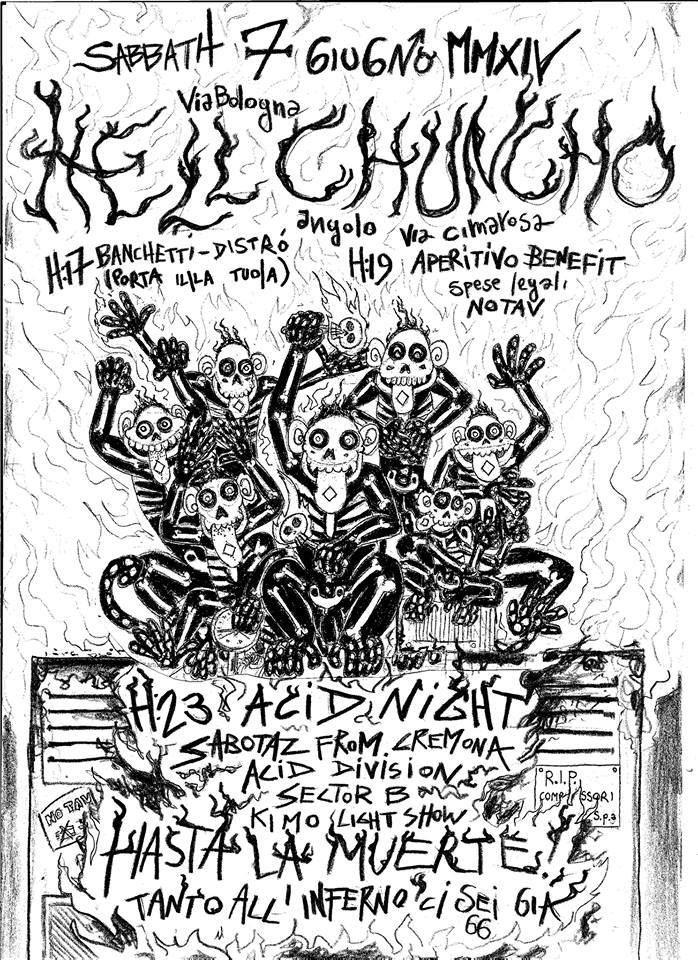 Hell Chuncho 07-06-14