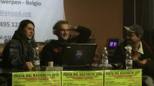 Joep in Turin 2012 @ Csoa Gabrio 13
